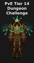 Druid Tier 14 Challenge Mode Set