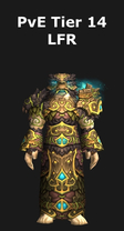 Druid PvE Tier 14 LFR Set