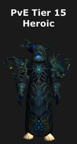 Druid PvE Tier 15 Heroic Set