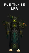Druid PvE Tier 15 LFR Set