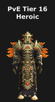 Druid PvE Tier 16 Heroic Set