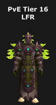 Druid PvE Tier 16 LFR Set