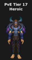 Druid PvE Tier 17 Heroic Set