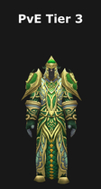 Druid PvE Tier 3 Set