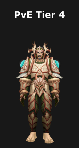 Transmogrification Druid PvE Tier 4 Set MoP 54 Icy Veins