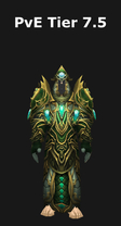 Druid PvE Tier 7.5 Set