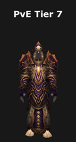 Druid PvE Tier 7 Set
