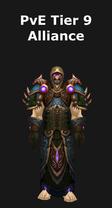 Druid PvE Tier 9 Alliance Set