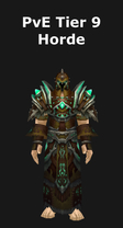 Druid PvE Tier 9 Horde Set