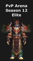 Druid PvP Arena Season 12 Elite Set