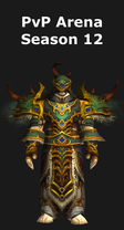 Druid PvP Arena Season 12 Set