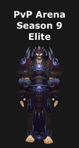 Druid PvP Level Arena Season 9 Elite Set
