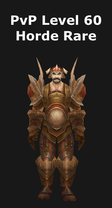 Druid PvP Level 60 Horde Rare Set