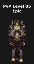 Druid PvP Level 85 Epic Set