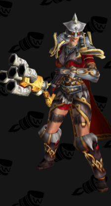 Hunter PvE Tier 1 Female Set