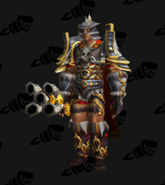 Hunter PvE Tier 1 Male Set