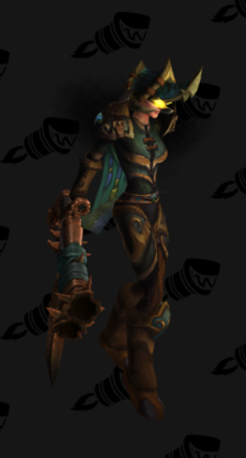 Hunter PvE Tier 10.5 Female Set