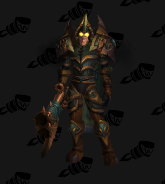 Hunter PvE Tier 10.5 Male Set