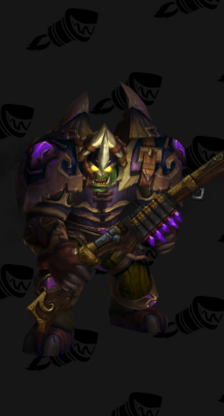 Hunter PvE Tier 10.5H Male Set