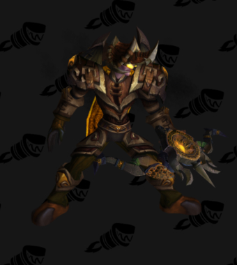 Hunter PvE Tier 10 Male Set