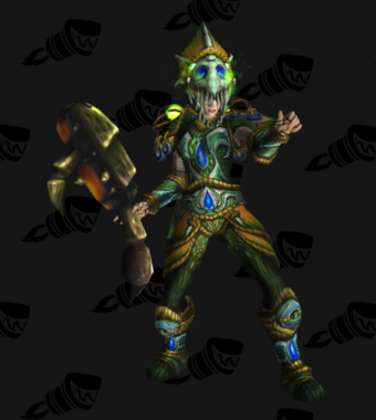 Hunter PvE Tier 11 Female Set