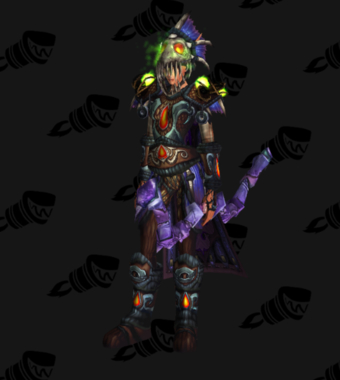 Hunter PvE Tier 11 Heroic Female Set