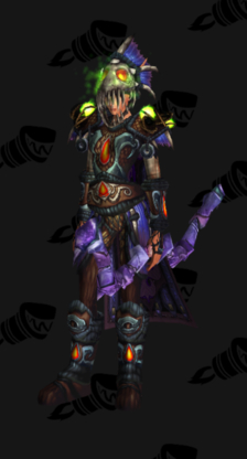 Hunter PvE Tier 11H Female Set