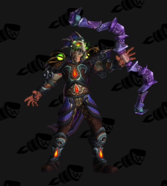 Hunter PvE Tier 11 Heroic Male Set