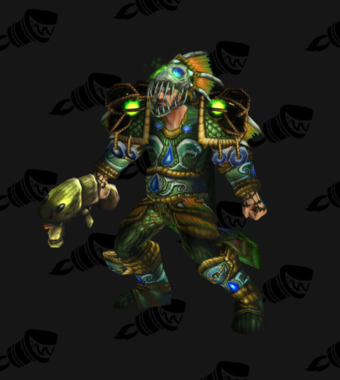 Hunter PvE Tier 11 Male Set