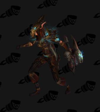 Hunter PvE Tier 13 Female Set