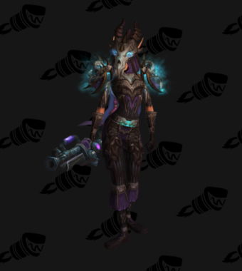 Hunter PvE Tier 13 Heroic Female Set