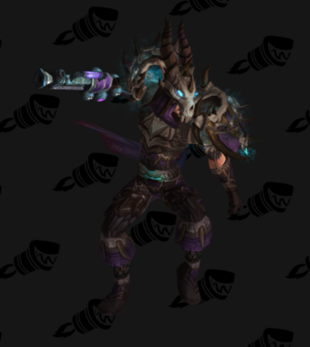 Hunter PvE Tier 13 Heroic Male Set