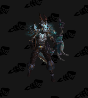 Hunter PvE Tier 13 LFR Female Set