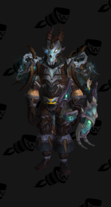 Hunter PvE Tier 13 LFR Male Set