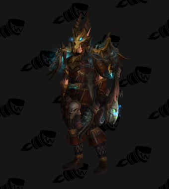 Hunter PvE Tier 13 Male Set