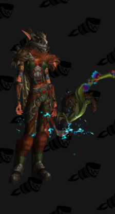 Hunter PvE Tier 14 Challenge Mode Female Set
