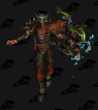 Hunter Tier 14 Challenge Mode Male Set