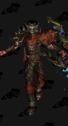 Hunter PvE Tier 14 Challenge Mode Male Set
