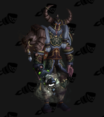 Hunter PvE Tier 14 Heroic Male Set