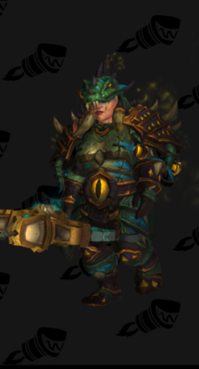 Hunter PvE Tier 15 Female Set