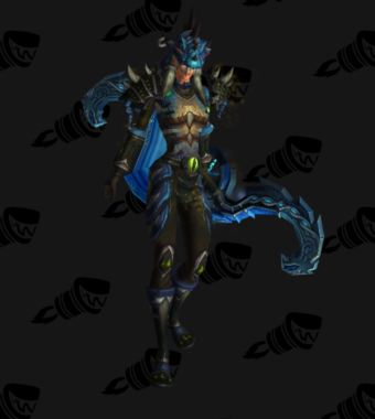 Hunter PvE Tier 15 Heroic Female Set