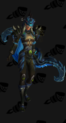 Hunter PvE Tier 15 Female Heroic Set