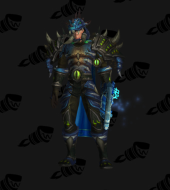 Hunter PvE Tier 15 Heroic Male Set