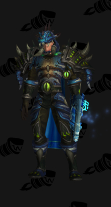 Hunter PvE Tier 15 Male Heroic Set