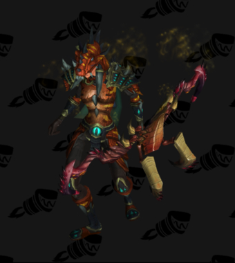 Hunter PvE Tier 15 LFR Female Set