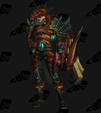 Hunter PvE Tier 15 LFR Male Set