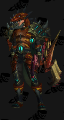 Hunter PvE Tier 15 Male LFR Set