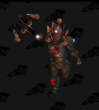 Hunter PvE Tier 16 LFR Female Set