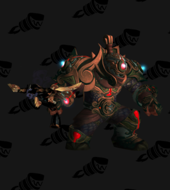 Hunter PvE Tier 16 LFR Male Set