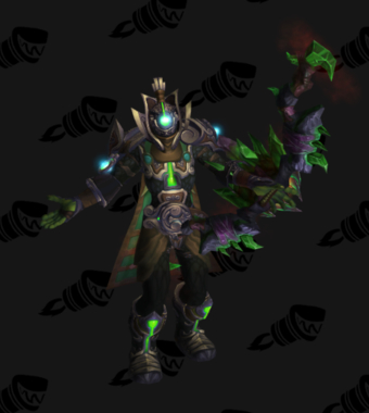 Hunter PvE Tier 16 Female Set